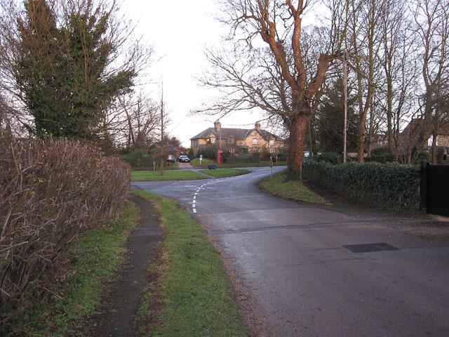 Church Lane, Snailwell