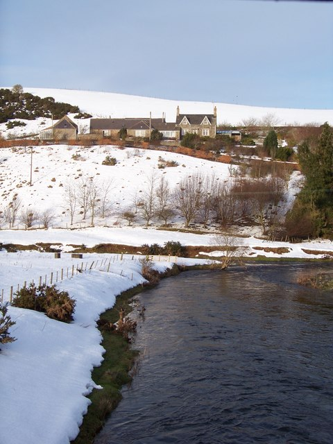 Shannobank And The Whiteadder Water