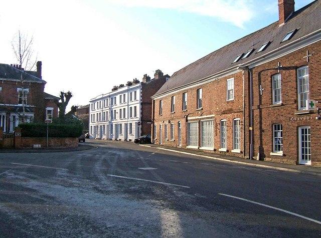 St. Ethelbert Street