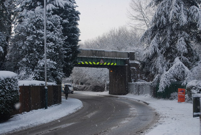Railway Bridge, Eridge Rd