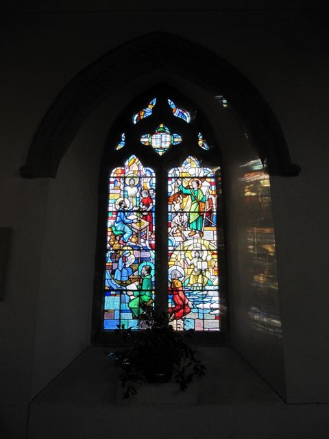 Window in the side