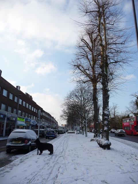 Bramley Parade, London N14