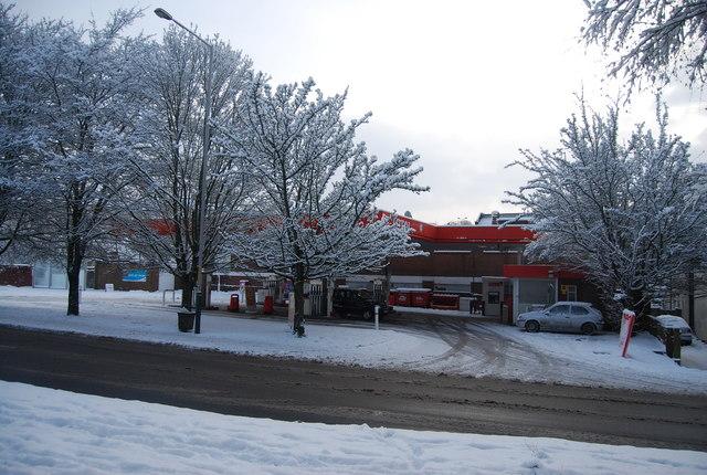 Filling Station, Eridge Rd