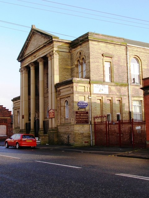 The Bridge Methodist Church