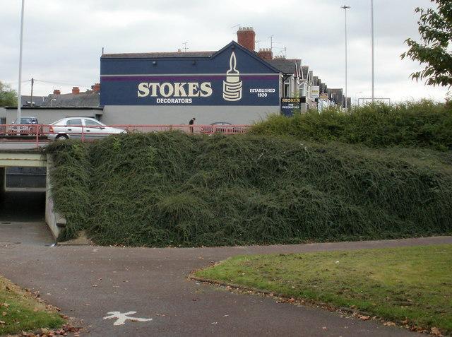 Stokes Decorators, Cardiff
