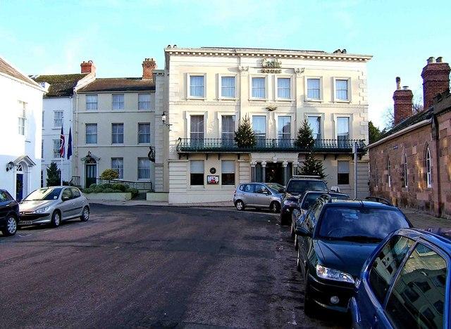 Castle House Hotel, Castle Street