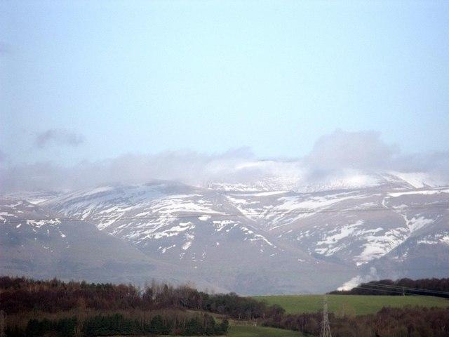 The Ochill Hills