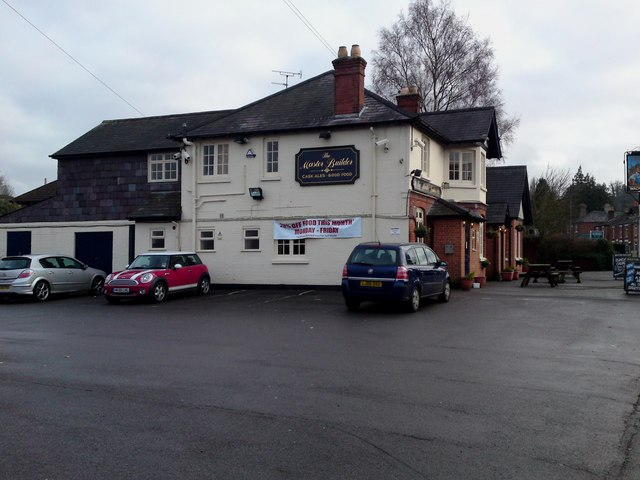 The Master Builder Public House Swaythling Road