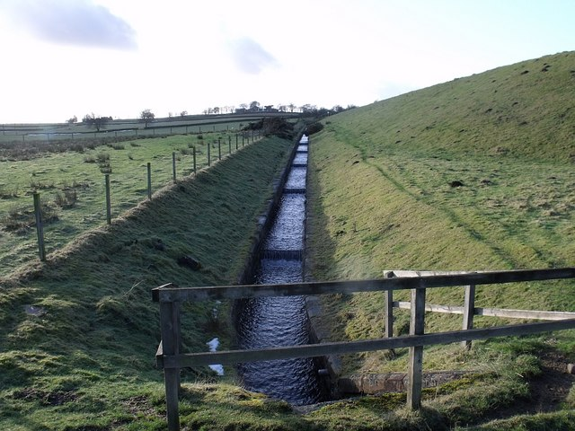 Drumbowie Reservoir outflow