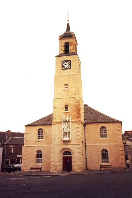 St. Nicholas, Lanark