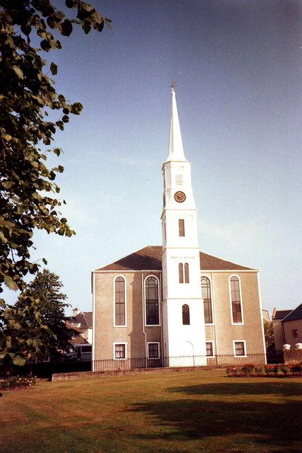 Strathaven East Church, Lanarkshire