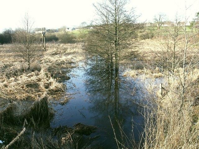 The Bonny Water or Auchincloch Burn