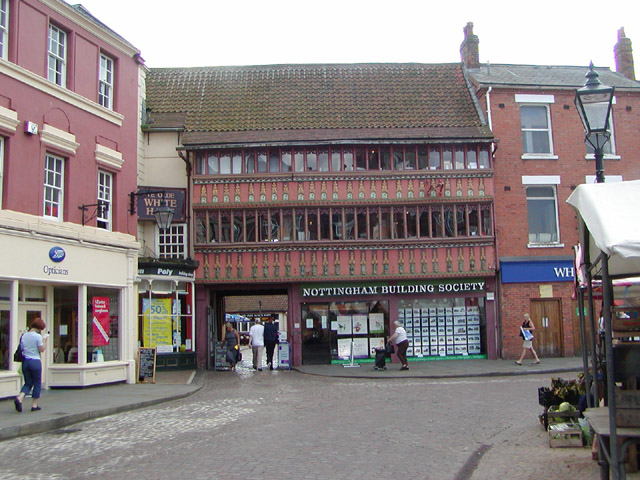 Ye Olde White Hart inn