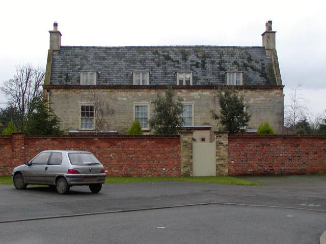 Buckminster House