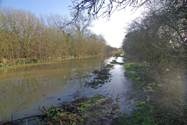 Oxford Canal, south of Aynho