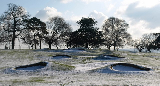 Bunkers, Abbey Park, Torquay