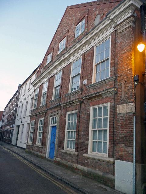 Cromwell House, 13 Ogleforth