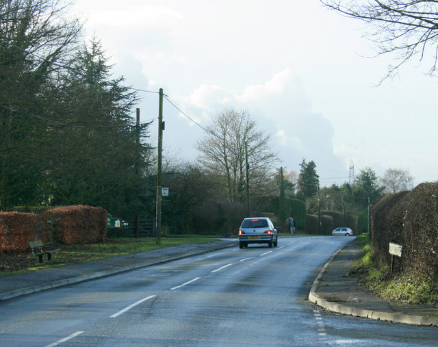 2010 : Corsham Road heading west