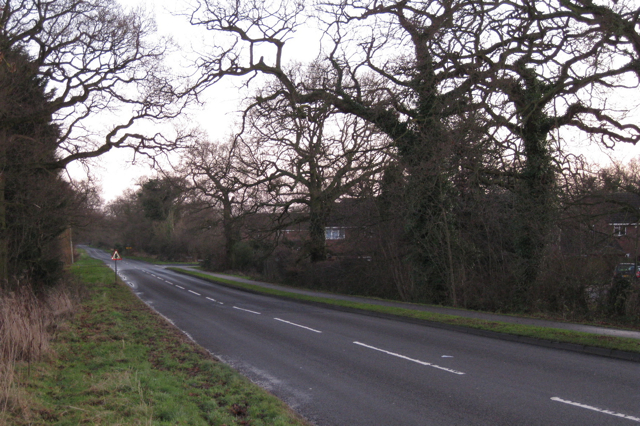 Glasshouse Lane, Kenilworth