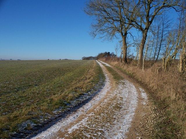 Path to Hinchwick Manor