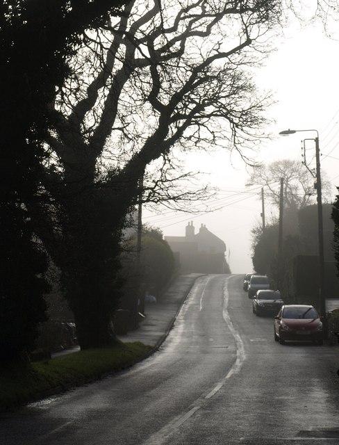 Vicarage Road, Marldon