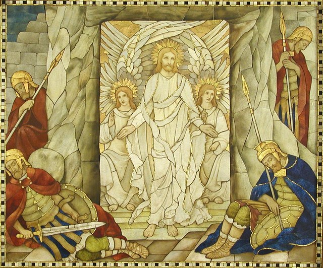 Holy Trinity, Great Portland Street, London W1 - Wall picture