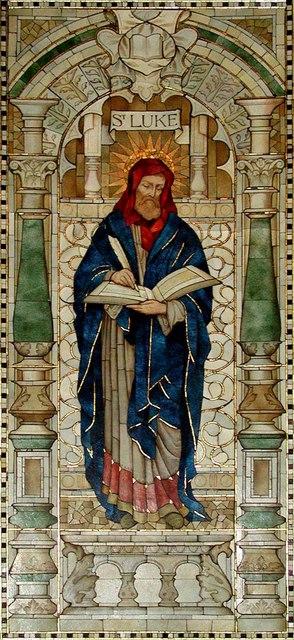 Holy Trinity, Great Portland Street, London W1 - Mosaic