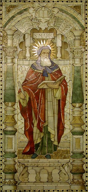 Holy Trinity, Great Portland Street, London W1 - Mosaic