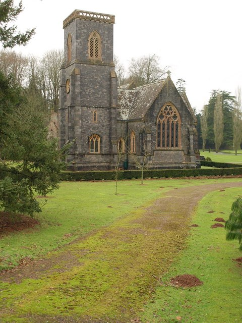 St Mary's Church, Bicton