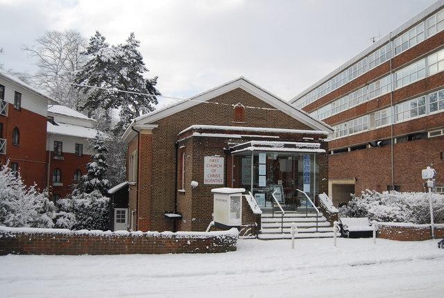 First Church of Christ Scientist, Linden Park Rd