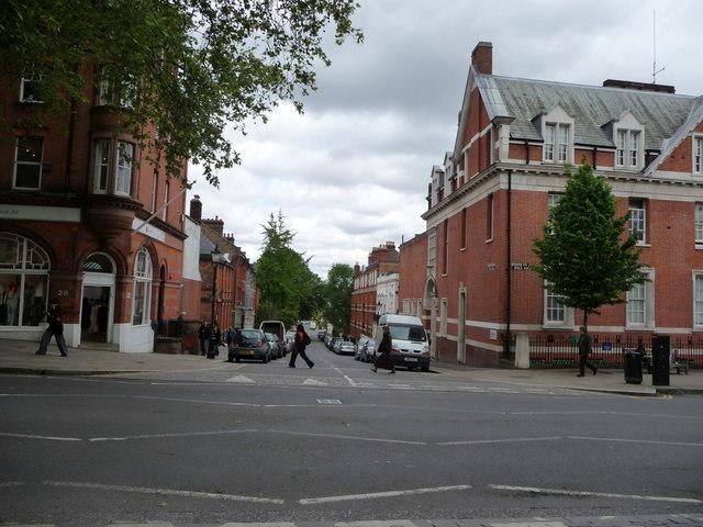 Rosslyn Hill, London NW3