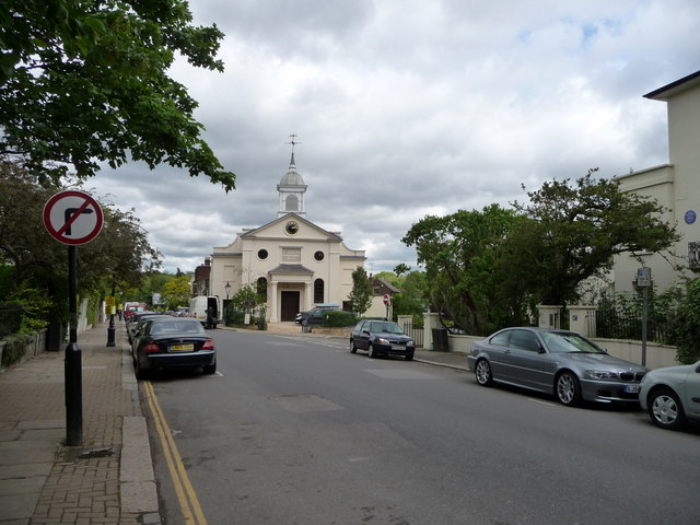 Downshire Hill, Hampstead, London NW3
