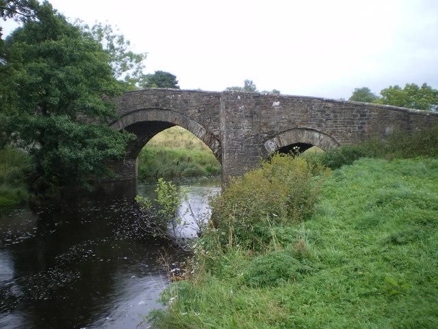 Bridge over the River Bain