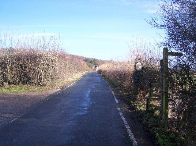 Footpath on the Pilgrim's Way