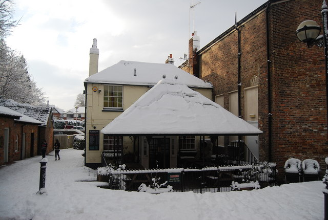 Sussex Arms, Sussex Mews
