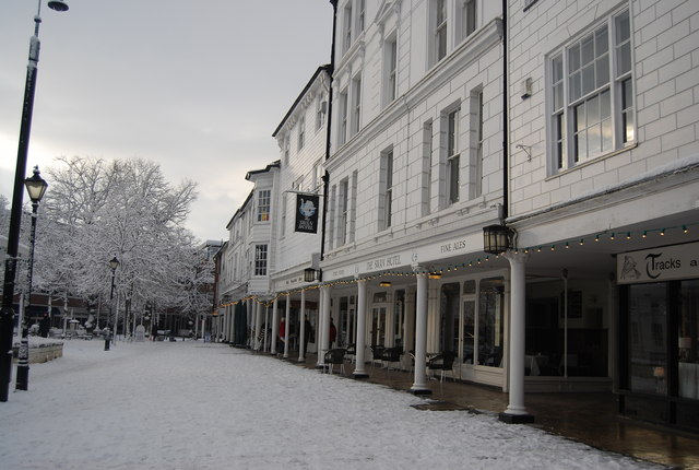 The Swan Hotel, The Pantiles
