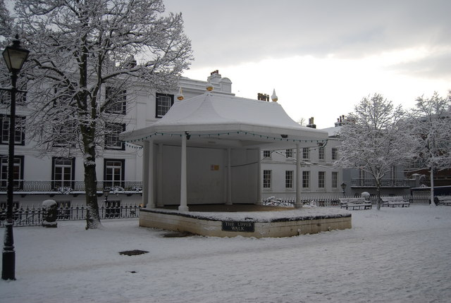 Bandstand, The Pantiles