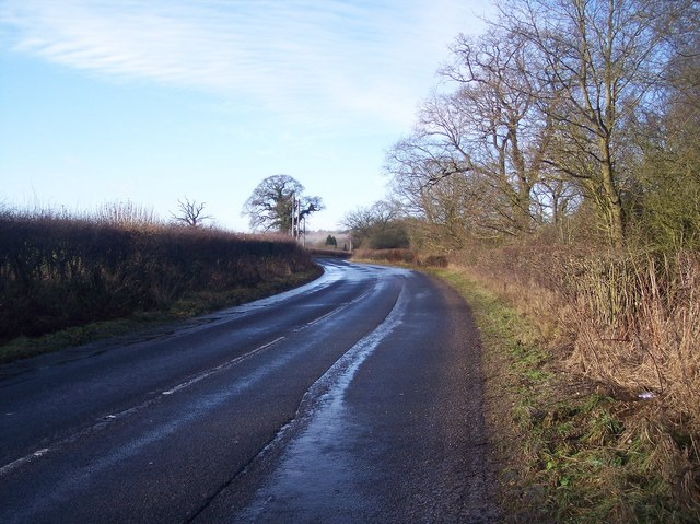 The B2024 Croydon Road