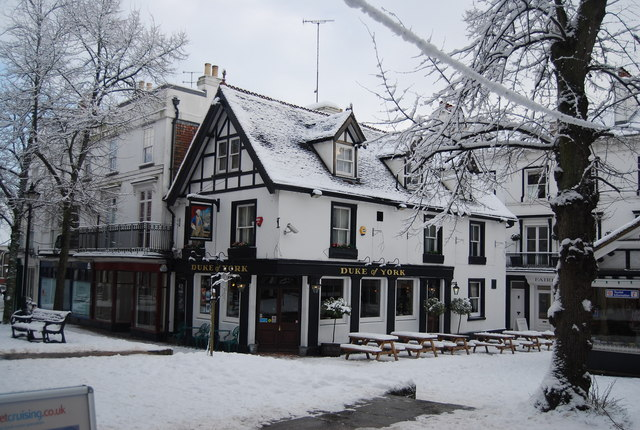 Duke of York, The Pantiles