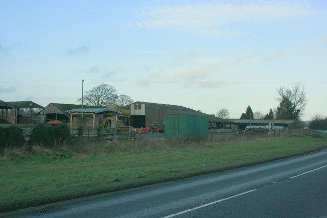 2010 : Barns at Halfway Farm