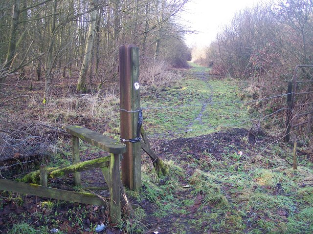 Broken Stile near the B2024 Croydon Road