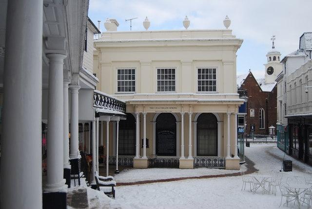 Bath House, The Pantiles
