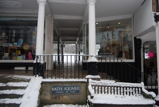 Bath Square, The Pantiles