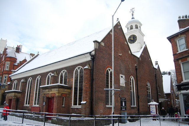 The Church of King Charles the Martyr, Tunbridge Wells