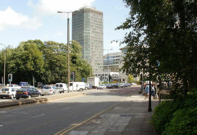 Capital Tower, Cardiff
