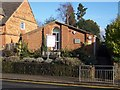 TQ4454 : Westerham Library by David Anstiss