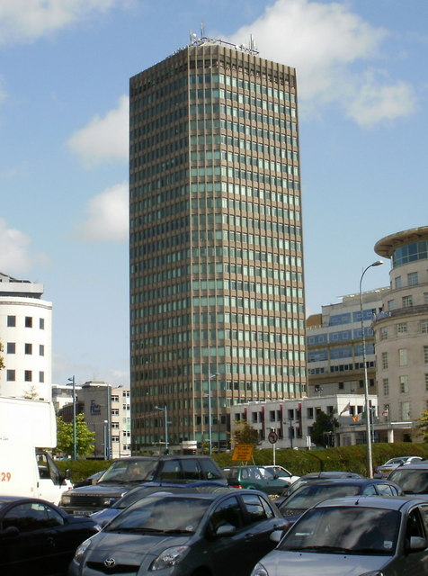 Capital Tower, Cardiff