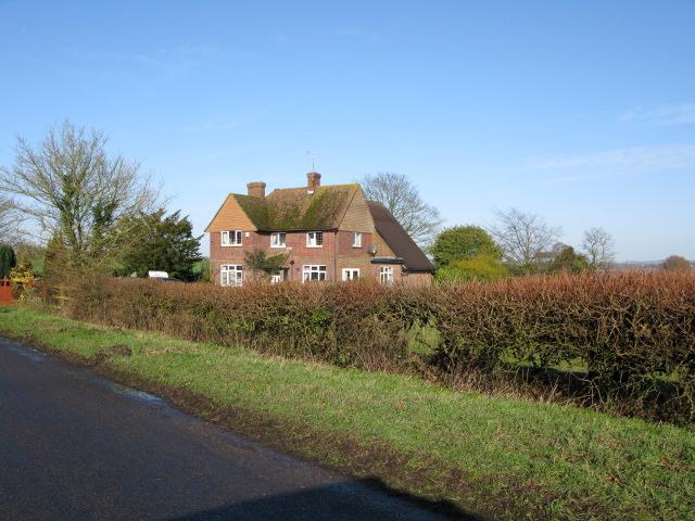 Sylvanhurst on the Roman Road to Aldington