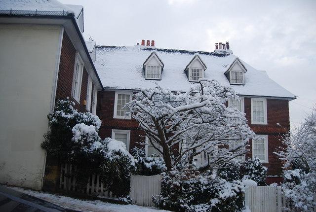 Jerningham House, Mount Sion