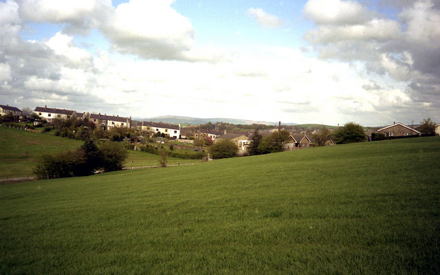 View from Monkroyd Hill
